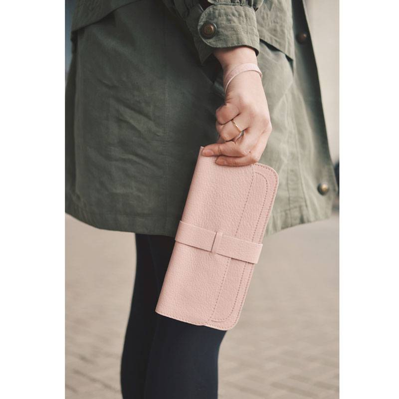 Clutch Top Secret Soft Pink
