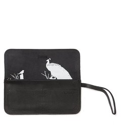 Keecie Clutch/Portemonnaie Top Secret Schwarz