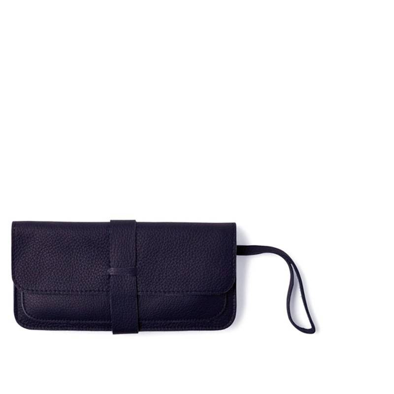 Clutch/Portemonnee Top Secret Inkblue