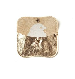 Keecie Wallet Mini Me Gold