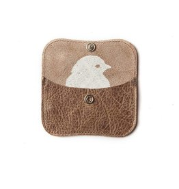 Keecie Wallet Mini Me Moss used look
