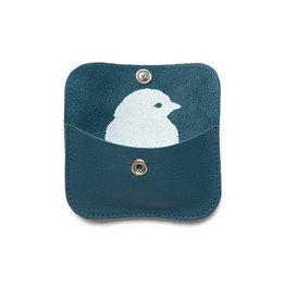 Keecie Wallet Mini Me Faded Blue