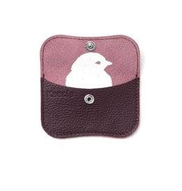 Keecie Wallet Mini Me Aubergine