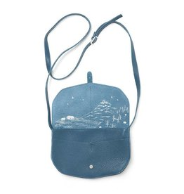 Keecie Move Mountains Tasche Faded Blue