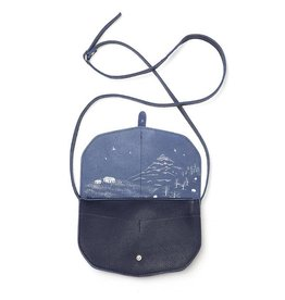 Keecie Move Mountains Tasche Inkblue