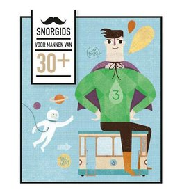 Uitgeverij Snor Snorgids for men of 30+ (NL)