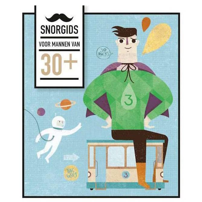 Snorgids für Männer von 30+ Niederländisch