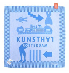 Hollandsche Waaren Tea Towel Kunsthal