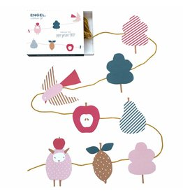 ENGELpunt DIY Paper Garland Sheep