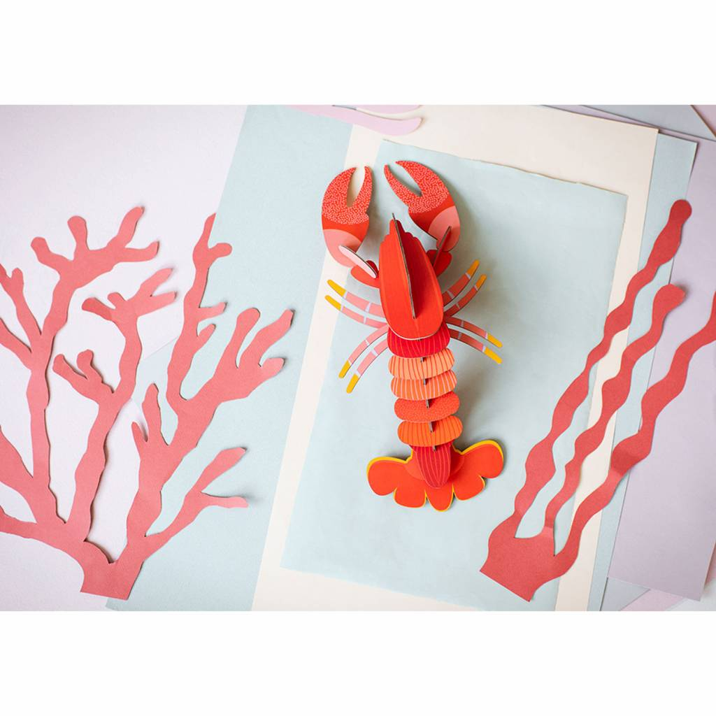 Lobster Wall Decoration