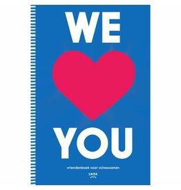 Uitgeverij Snor We love you (NL)
