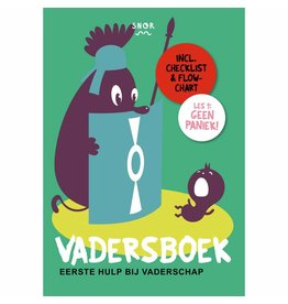 Uitgeverij Snor Father's book (NL)