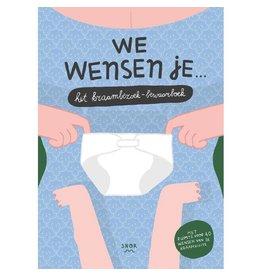Uitgeverij Snor Besuch im Wochenbett Aufbewahrungsbuch (NL)