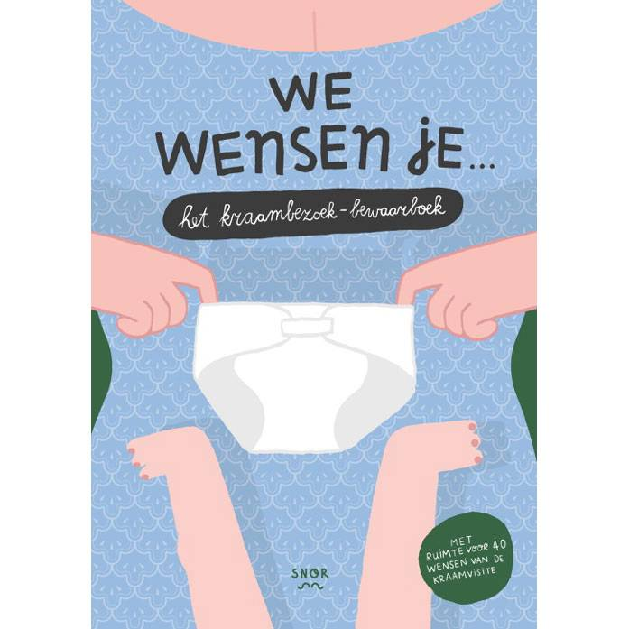 We wish you ... - The maternity visit book