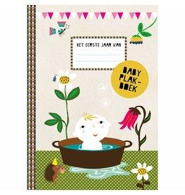 Uitgeverij Snor Baby scrapbook (NL)