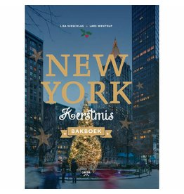 Uitgeverij Snor New York Christmas baking book (NL)