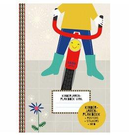 Uitgeverij Snor Kinderjarenplakboek