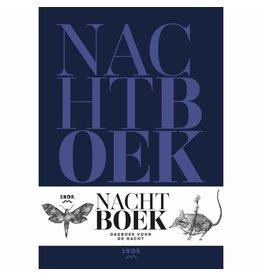 Uitgeverij Snor Nachtboek Dagboek
