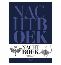 Uitgeverij Snor Nightbook Diary