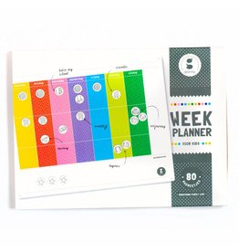 Gezinnig Week planner child (NL)