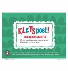 Gezinnig Kletspost Postkarten (NL)