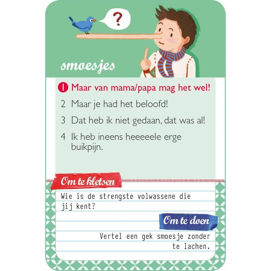 Familieklets Quartett Niederländisch