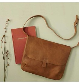 Keecie Bag Backyard Cognac used look