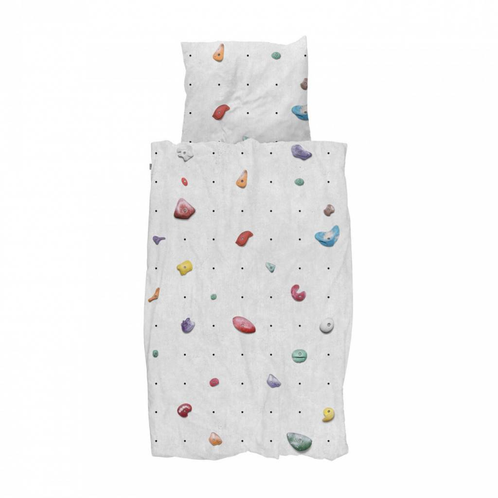 Bettbezug Kletterwand 1-Person