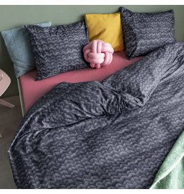 Snurk beddengoed Duvet cover Twirre Charcoal