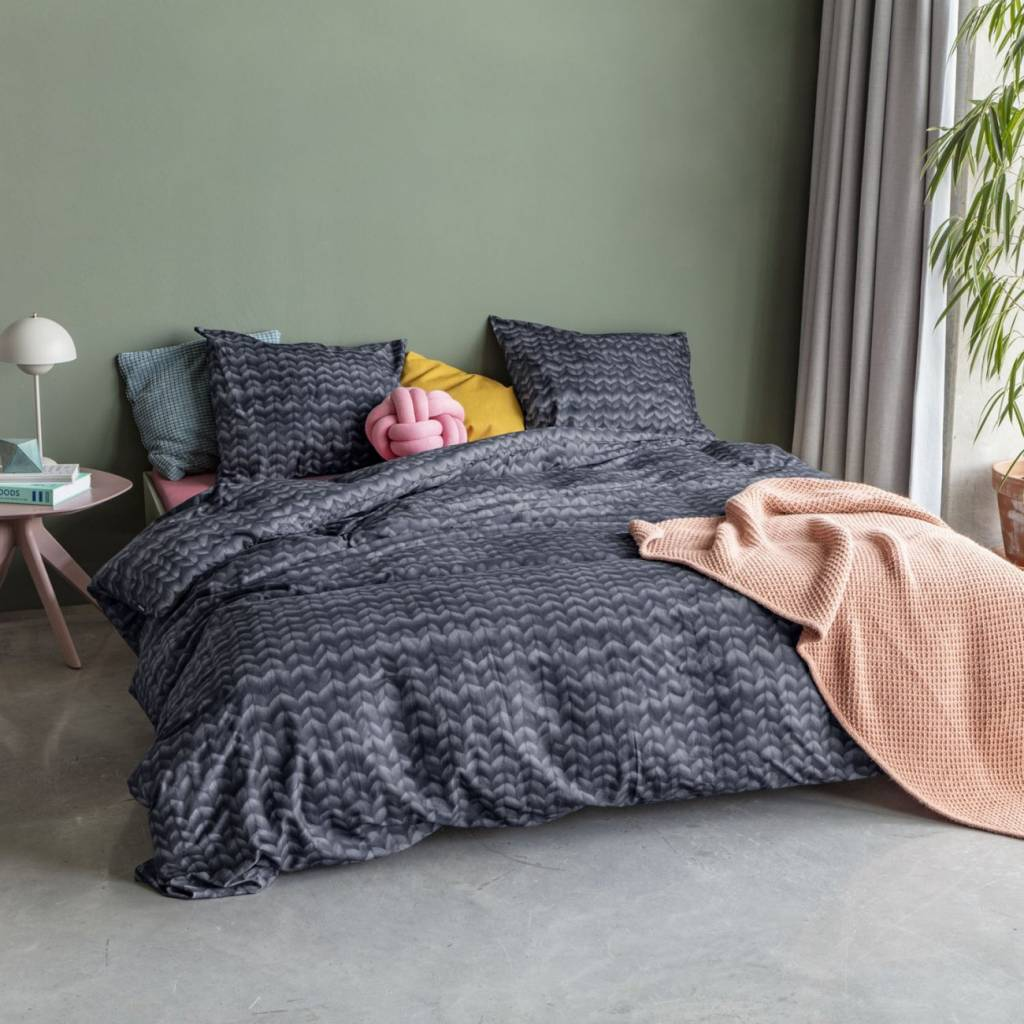 Duvet cover Twirre Charcoal