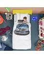 Duvet Cover Bumper Car Single