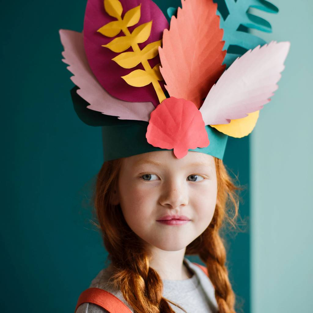 DIY Styling book - Headdress