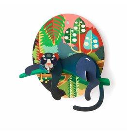 Studio ROOF Totem Dschungel-Puma