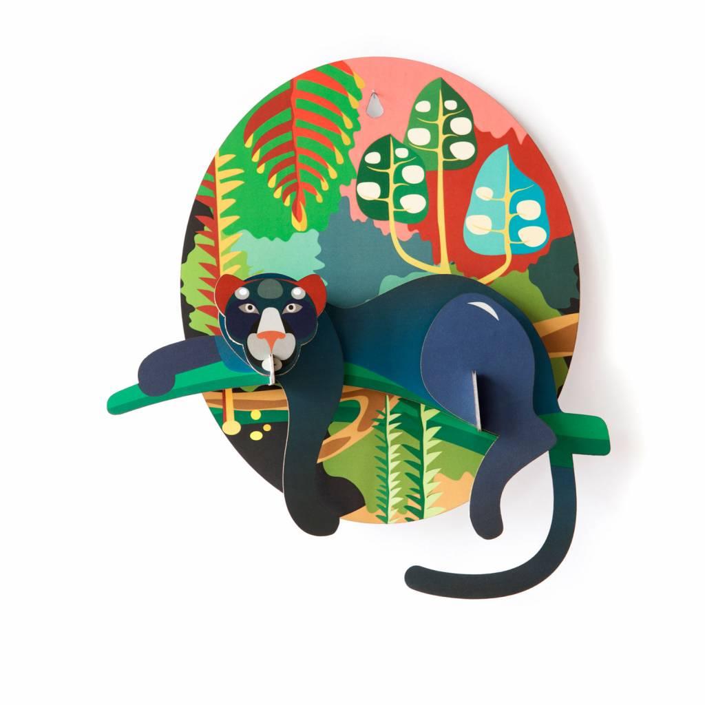 Totem-Dschungel-Puma