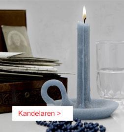 Kaarsen & Kandelaren