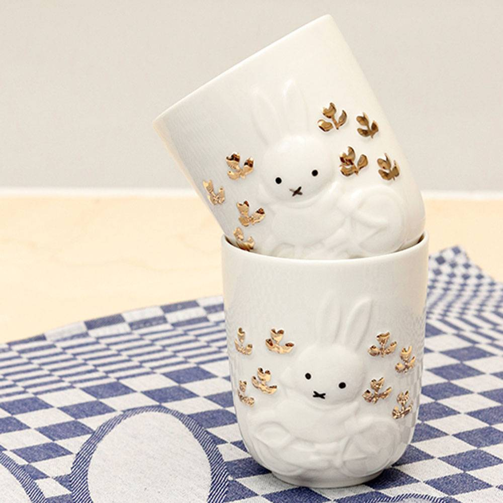 Cups Miffy Set of 2