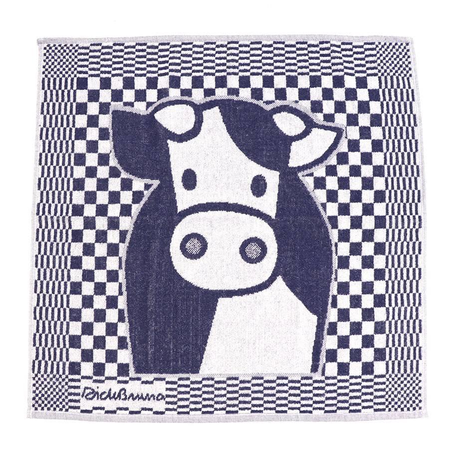 Handtuch Kuh