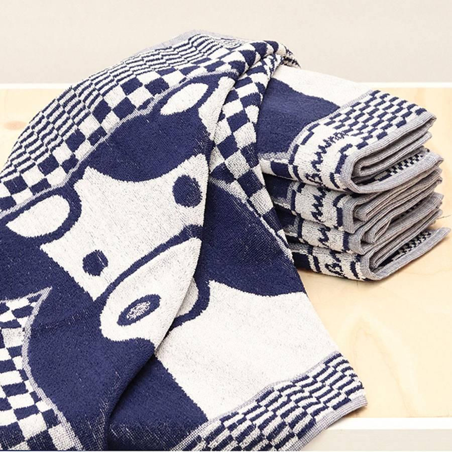Handdoek Koe