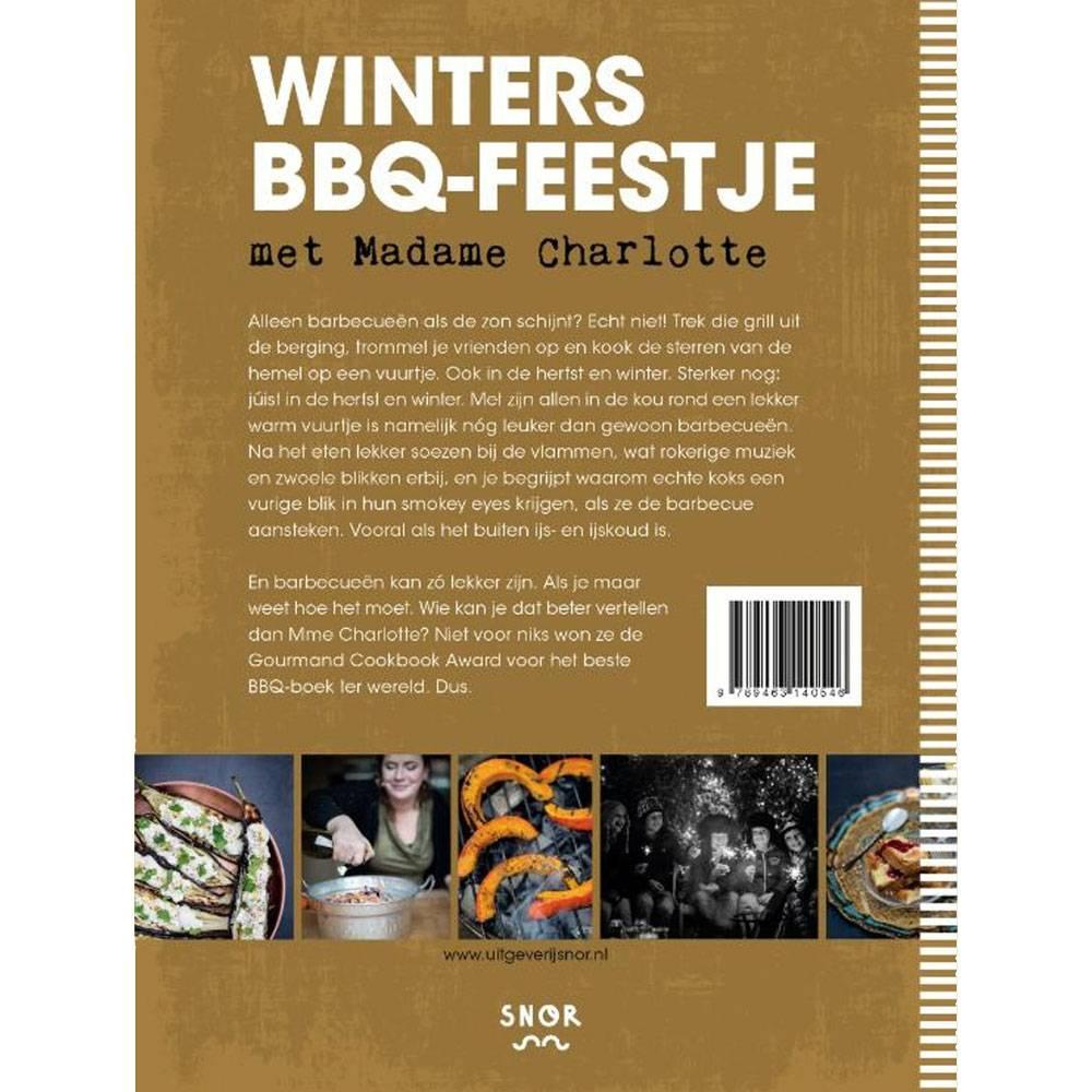 Hét winter BBQ-boek