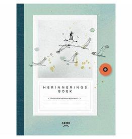 Uitgeverij Snor Erinnerungsbuch (NL)