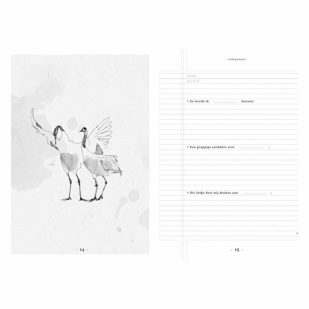 Erinnerungsbuch Niederländisch