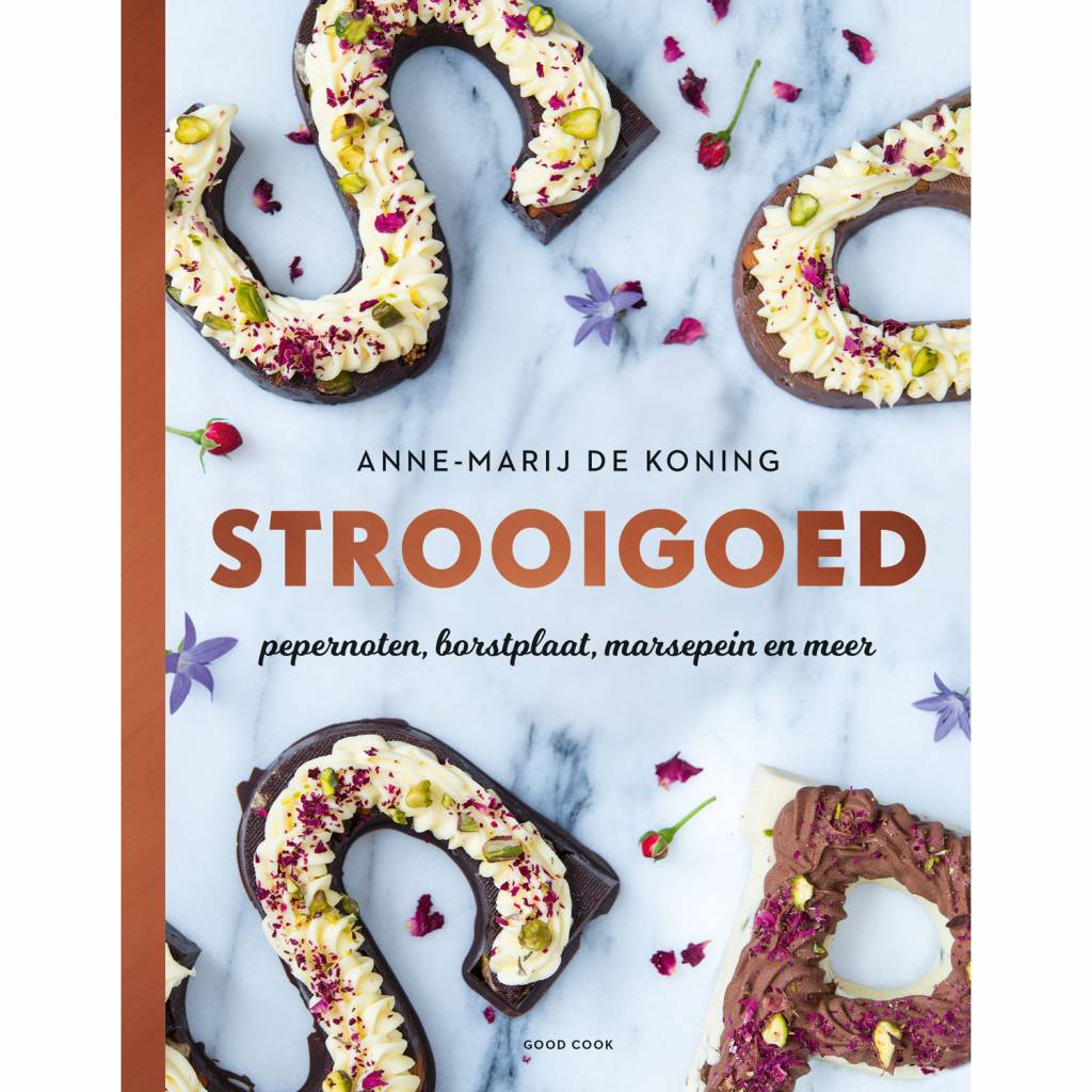 Strooigoed Cookbook Dutch