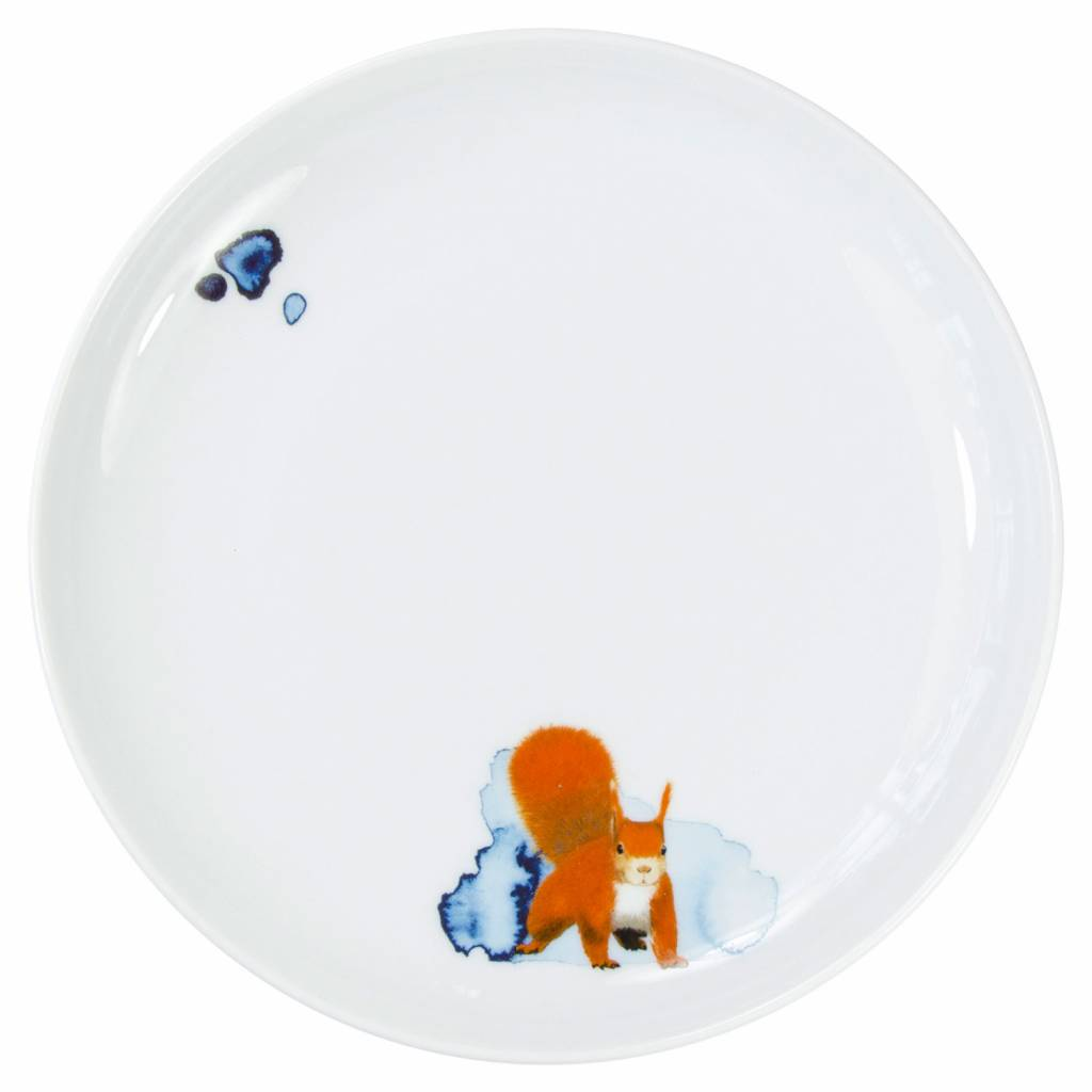 Plate Squirrel