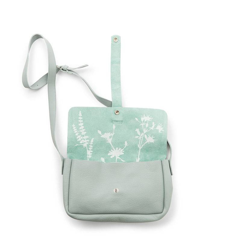 Tasche Picking Flowers Dusty Green