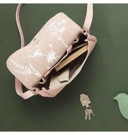 Keecie Bag Picking Flowers Soft Pink