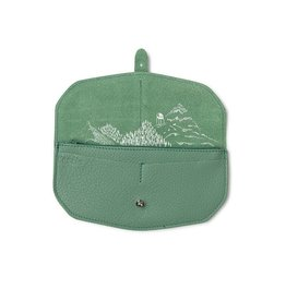 Keecie Wallet Move Mountains Forest