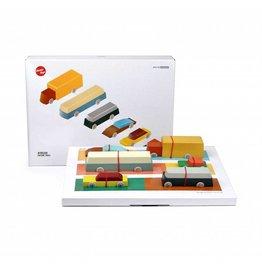 Ikonic Toys Duotone Cars Set
