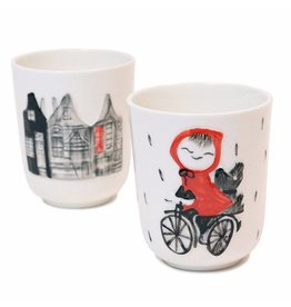 Hollandsche Waaren Fiep Westendorp Cups Set of 2