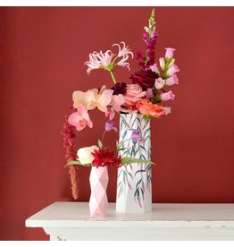 Happy Whatever Karte-Vase Paradise Leaves