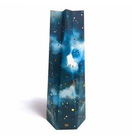 Happy Whatever Grußkarte-Vase Dazzling Sky